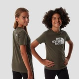THE NORTH FACE EASY SHIRT GROEN KINDEREN