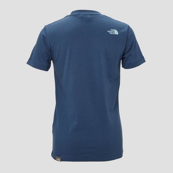 THE NORTH FACE EASY SHIRT BLAUW KINDEREN