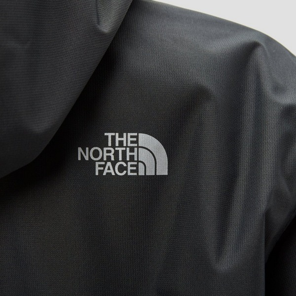 THE NORTH FACE RESOLVE REFLECTIVE OUTDOOR JAS ZWART KINDEREN