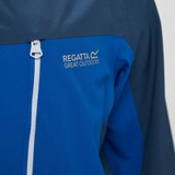 REGATTA HIGHTON OUTDOOR JAS BLAUW KINDEREN