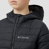 COLUMBIA POWDER LIGHT OUTDOORJAS ZWART KINDEREN