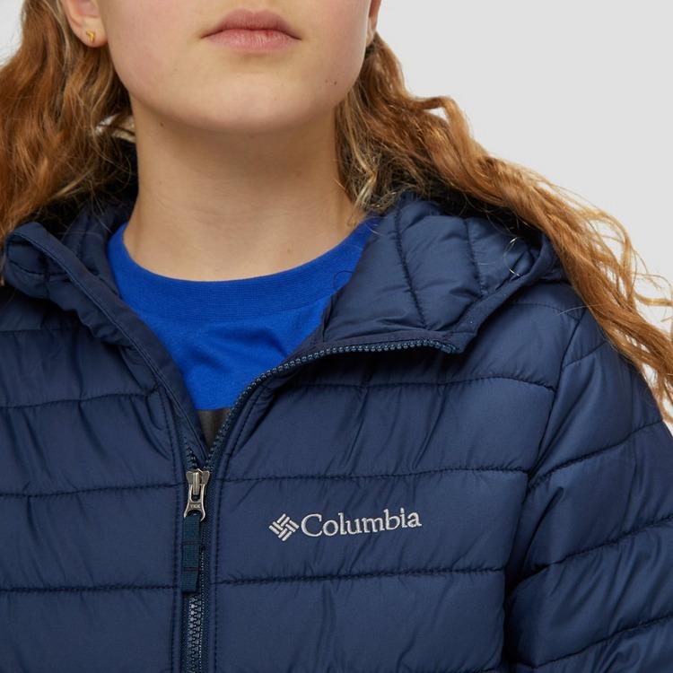 COLUMBIA POWDER LIGHT OUTDOORJAS BLAUW KINDEREN