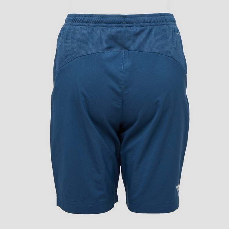 THE NORTH FACE REACTOR KORTE OUTDOOR BROEK BLAUW KINDEREN