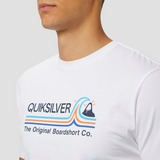 QUIKSILVER STONE COLD CLASSIC SHIRT WIT HEREN