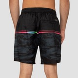 PROTEST ATHLETIC BOARDSHORT ZWART HEREN