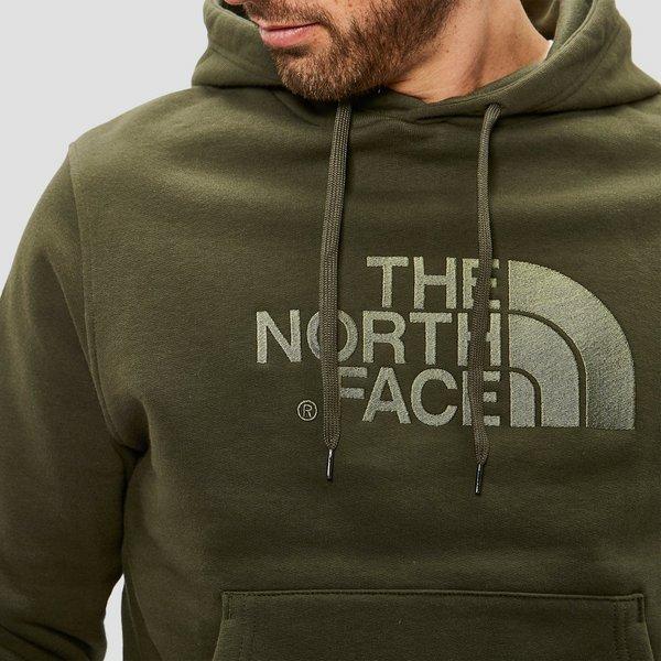 Groene Trui Heren.The North Face Drew Peak Po Trui Groen Heren Perrysport