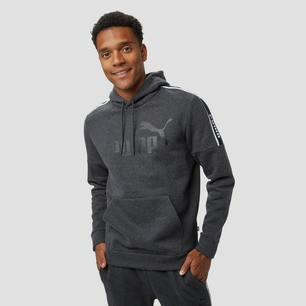 PUMA AMPLIFIED FLEECE TRUI GRIJS HEREN