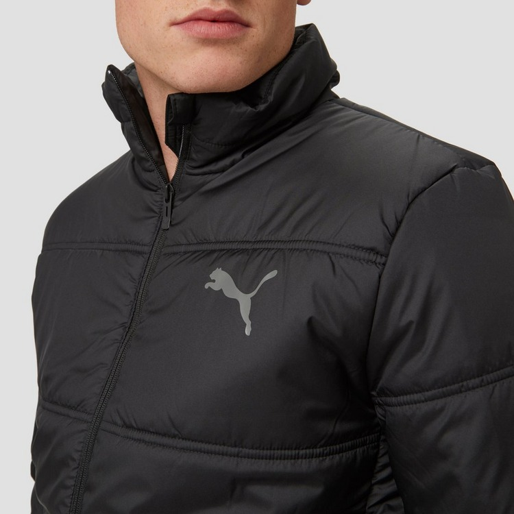 PUMA ESSENTIAL PADDED WINTERJAS ZWART HEREN