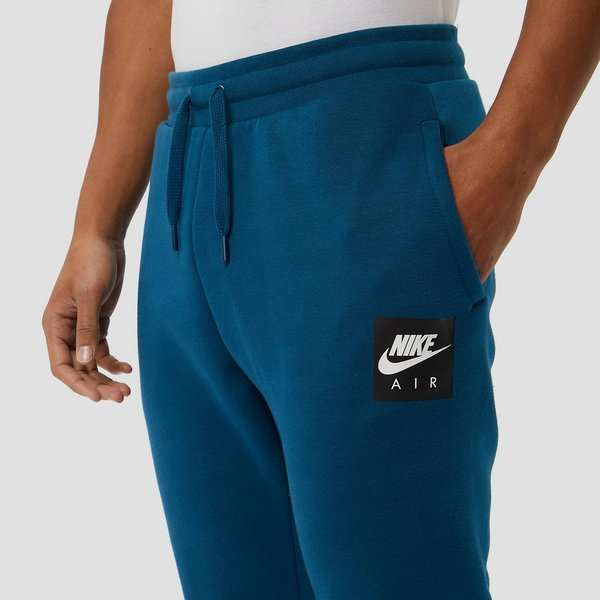 Joggingbroek Groen.Nike Sportswear Air Fleece Joggingbroek Groen Heren Perrysport