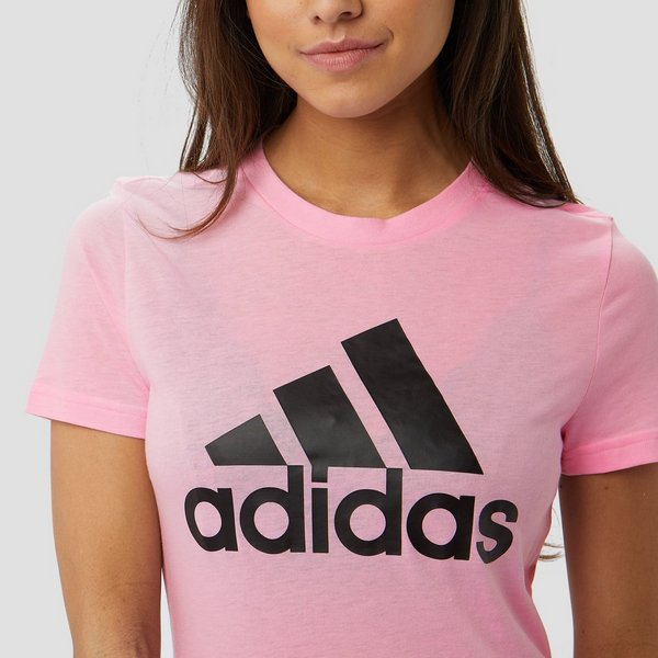 95a7487978c ADIDAS MUST HAVES BADGE OF SPORT SHIRT ROZE DAMES | Perrysport