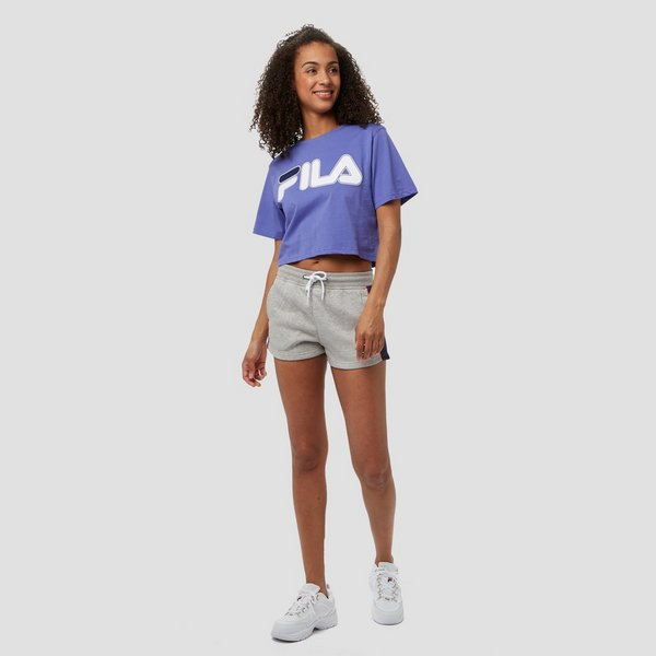 FILA ASTRA CROPPED SHIRT PAARS DAMES