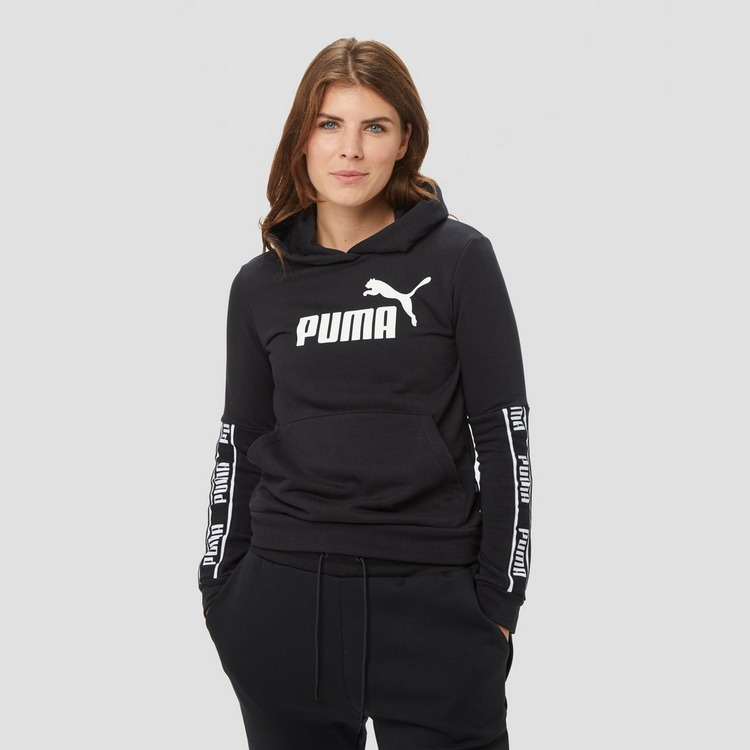 PUMA AMPLIFIED TRUI ZWART DAMES