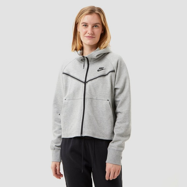 NIKE SPORTSWEAR TECH FLEECE VEST GRIJS DAMES