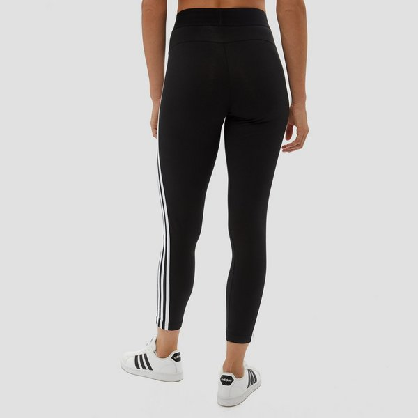 3ff66eb37a1 ADIDAS ESSENTIALS 3-STRIPES TIGHT ZWART DAMES | Perrysport