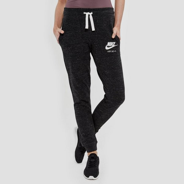 Strakke Joggingbroek Dames.Nike Gym Vintage Joggingbroek Zwart Dames Perrysport