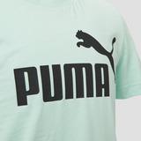 PUMA AMPLIFIED SHIRT GROEN KINDEREN