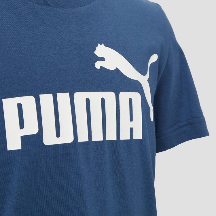 PUMA AMPLIFIED SHIRT BLAUW KINDEREN