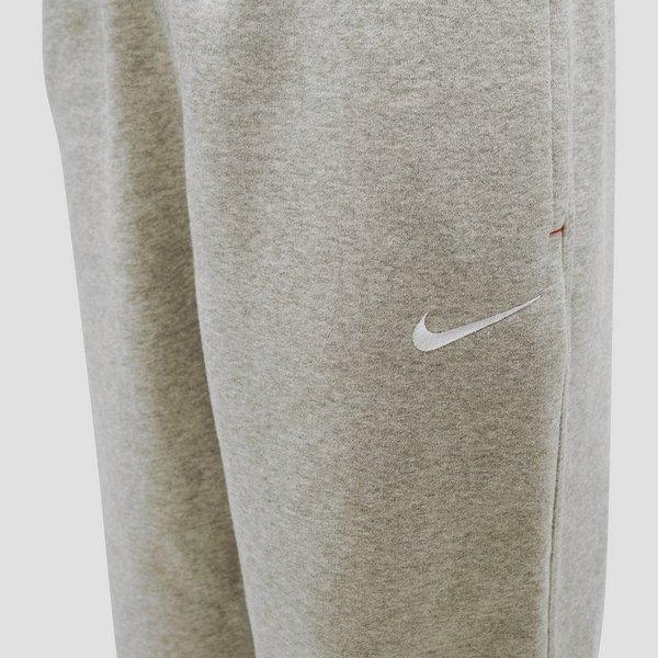 Joggingbroek Kinderen.Nike N45 Brushed Fleece Joggingbroek Grijs Kinderen Perrysport