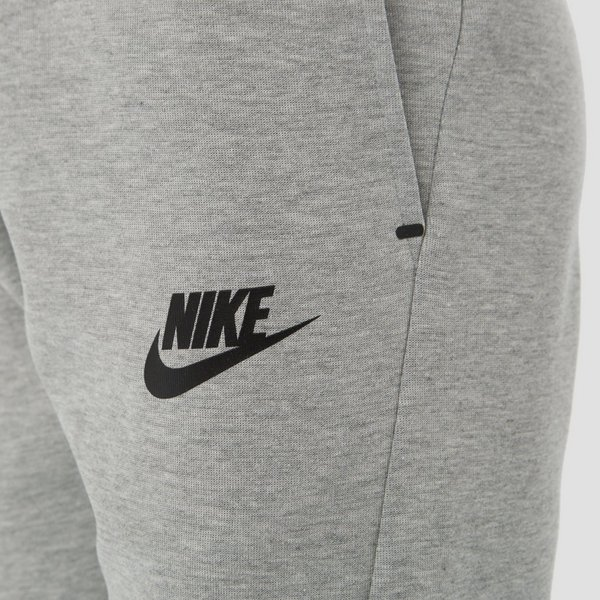 NIKE SPORTSWEAR TECH FLEECE JOGGINGBROEK GRIJS KINDEREN