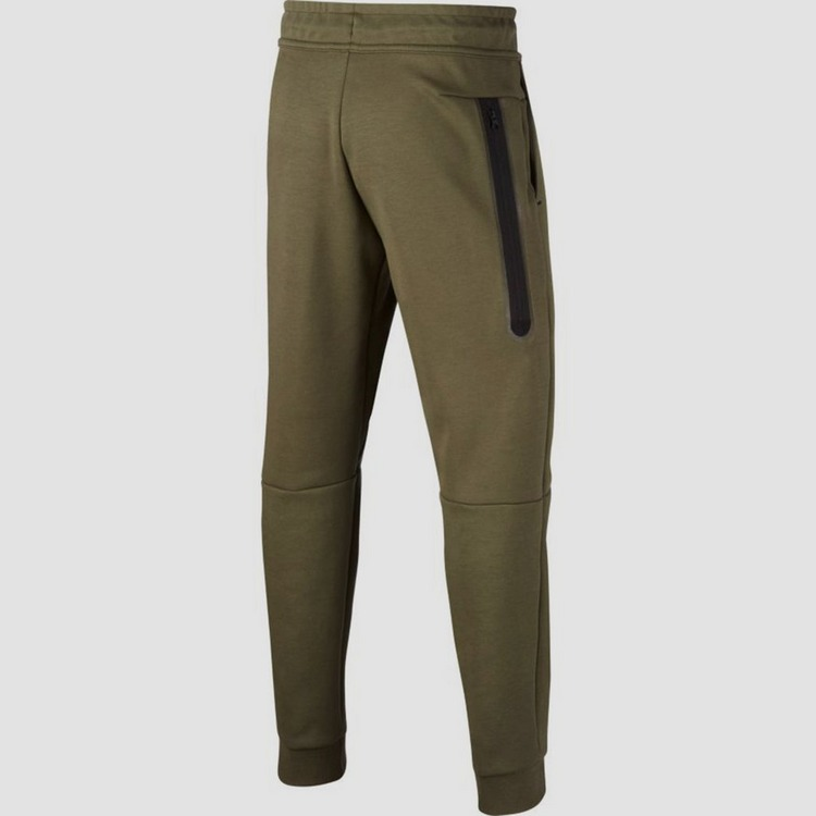 NIKE SPORTSWEAR TECH FLEECE JOGGINGBROEK GROEN KINDEREN