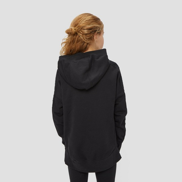nike f.c. trainingspak hoodie zwart goud