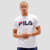 FILA FOGNINI SHIRT WIT HEREN