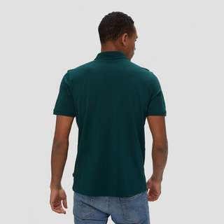 PUMA ESSENTIAL PIQUE POLO GROEN HEREN