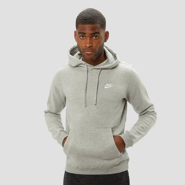Grijze Trui Heren.Nike Sportswear Club Trui Grijs Heren Perrysport