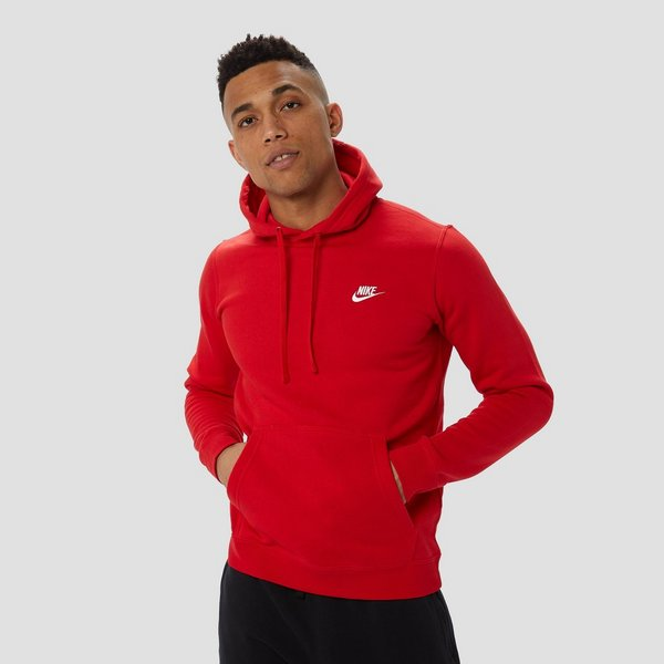 Trui Rood Heren.Nike Sportswear Club Trui Rood Heren Perrysport
