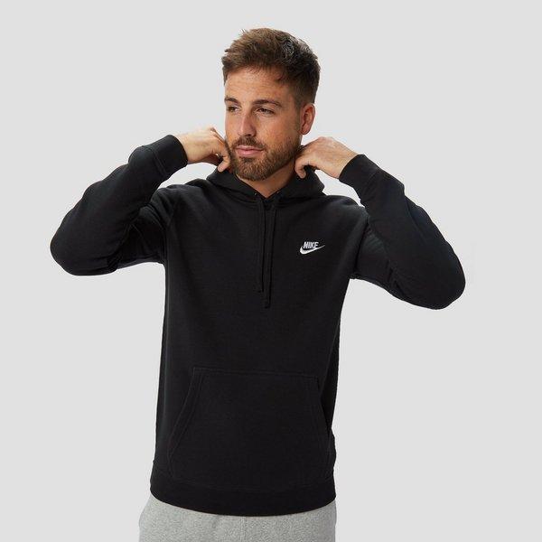 Zwarte Heren Trui.Nike Sportswear Club Trui Zwart Heren Perrysport