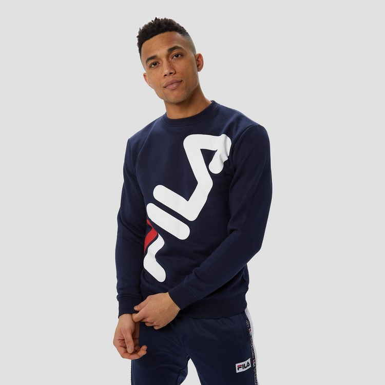 FILA FEVARITI SWEATER BLAUW HEREN