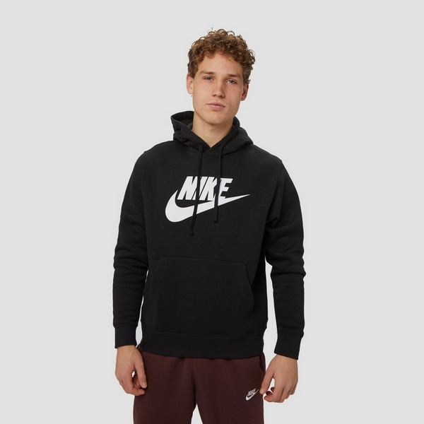 NIKE CLUB TRUI ZWART/WIT HEREN