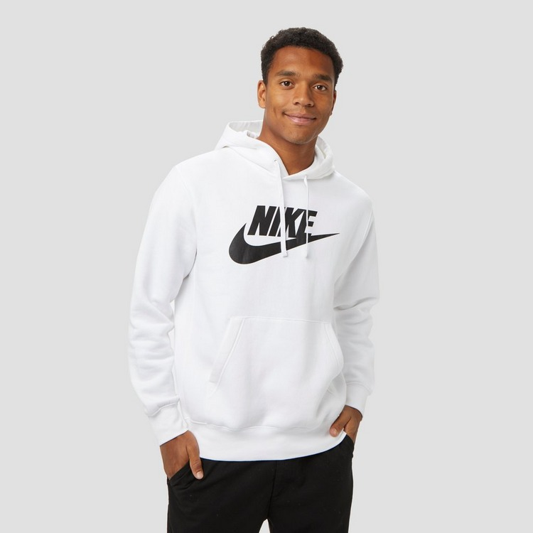 NIKE CLUB TRUI WIT HEREN