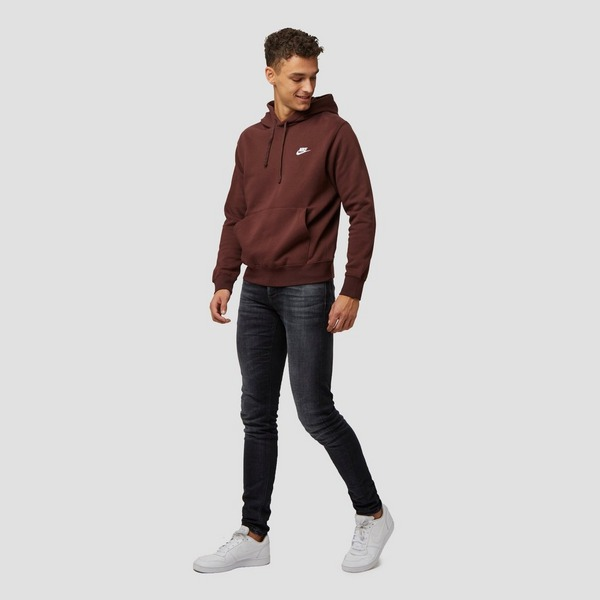 NIKE SPORTSWEAR CLUB TRUI BORDEAUX HEREN
