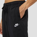 NIKE SPORTSWEAR CLUB FLEECE KORTE BROEK ZWART HEREN