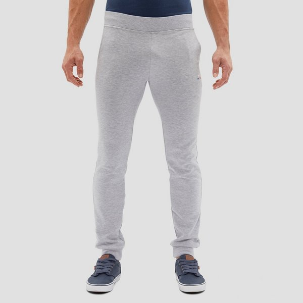 Slim Joggingbroek.Le Coq Sportif Essentiels Joggingbroek Slim Grijs Heren Perrysport