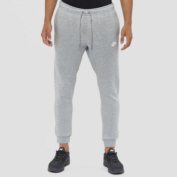 Joggingbroek Grijs Heren.Nike Sportswear Club Joggingbroek Grijs Heren Perrysport