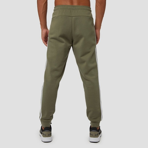 ADIDAS ESSENTIALS 3 STRIPES JOGGINGBROEK GROEN HEREN