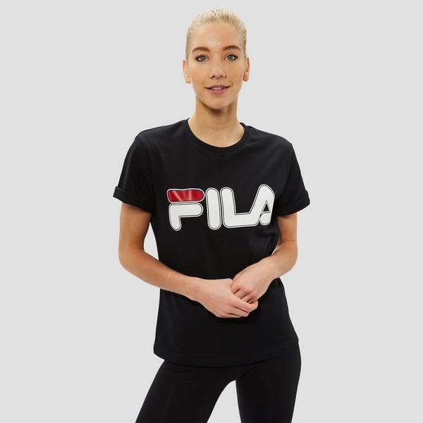 FILA GIULIA SHIRT ZWART DAMES
