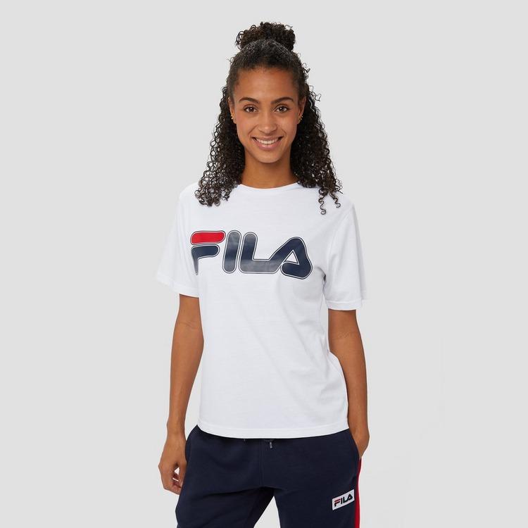 FILA GIULIA SHIRT WIT DAMES
