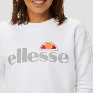 ELLESSE SARRINO SWEATER WIT DAMES
