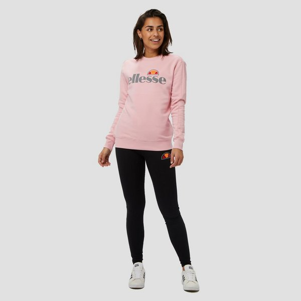 ELLESSE SARRINO CREW SWEATER ROZE DAMES