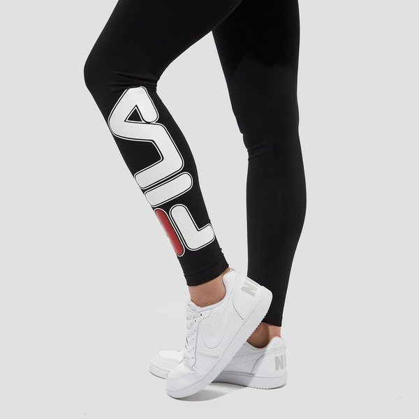 FILA MORELLO 2 TIGHT ZWART DAMES