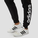 ADIDAS ESSENTIALS LINEAR JOGGINGBROEK ZWART DAMES