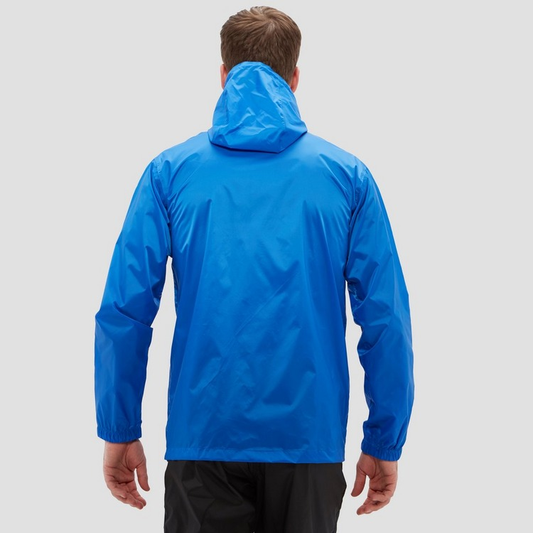 REGATTA PACK-IT REGENJAS BLAUW HEREN