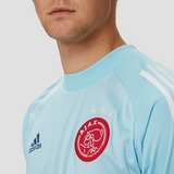 ADIDAS AFC AJAX TRAININGSSHIRT 20/21 BLAUW HEREN