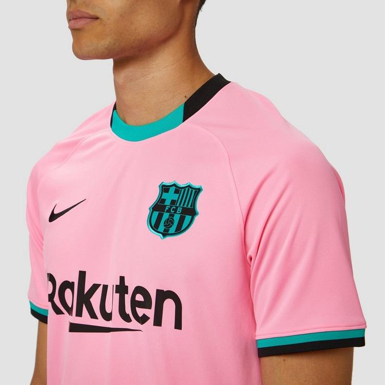 NIKE FC BARCELONA BREATHE STADIUM THIRD SHIRT 20/21 ROZE HEREN