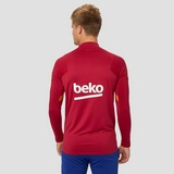 NIKE FC BARCELONA DRI-FIT STRIKE DRILL TRAININGSTOP 20/21 BORDEAUX HEREN