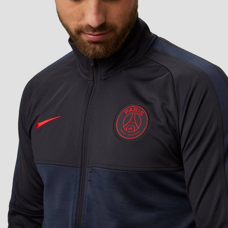 NIKE PSG DRI-FIT STRIKE TRAININGSPAK 19/20 GRIJS HEREN