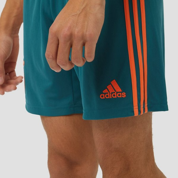 adidas AFC AJAX UITSHORT 19/20 GROEN HEREN